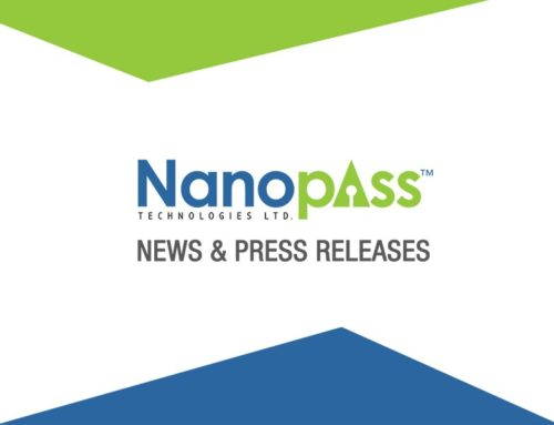 West Makes Investment in NanoPass Technologies